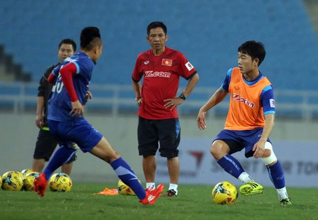 Viet Nam - Indonesia: Chinh thuoc ngam cho AFF Cup - Anh 1