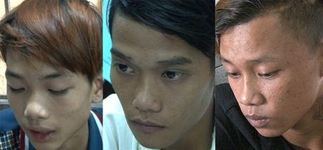 Bat nhom tuoi teen song 'bay dan' chuyen trom cap tai san - Anh 1