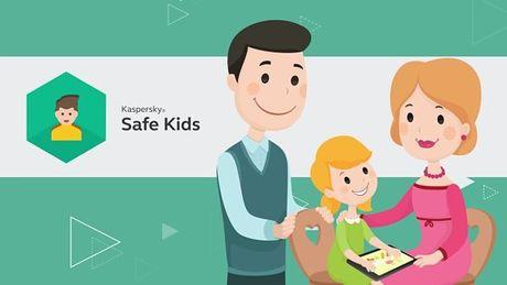 Kaspersky Safe Kids giup phu huynh bao ve con truoc cac moi de doa truc tuyen - Anh 2