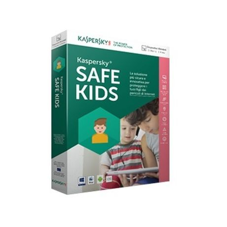 Kaspersky Safe Kids giup phu huynh bao ve con truoc cac moi de doa truc tuyen - Anh 3