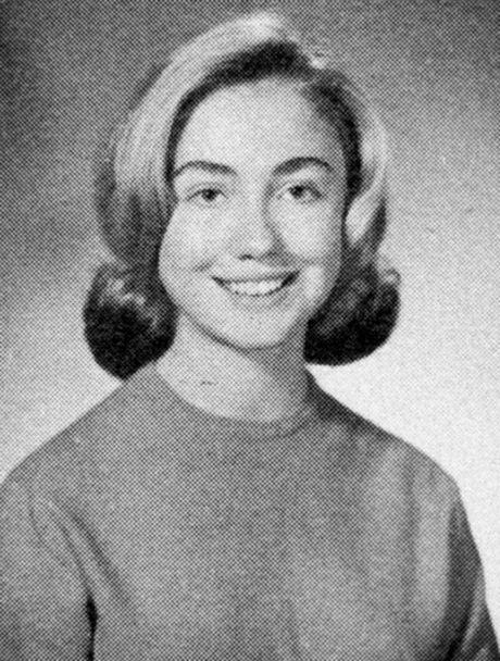 Hillary Clinton va cau chuyen thoi trang qua nhung thang tram - Anh 1