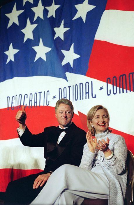 Hillary Clinton va cau chuyen thoi trang qua nhung thang tram - Anh 6
