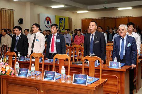 Dai hoi thuong nien VFF vang mat bau Duc - Anh 1