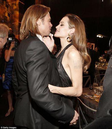 Angelina Jolie tu choi yeu cau nuoi con chung cua Brad Pitt - Anh 1