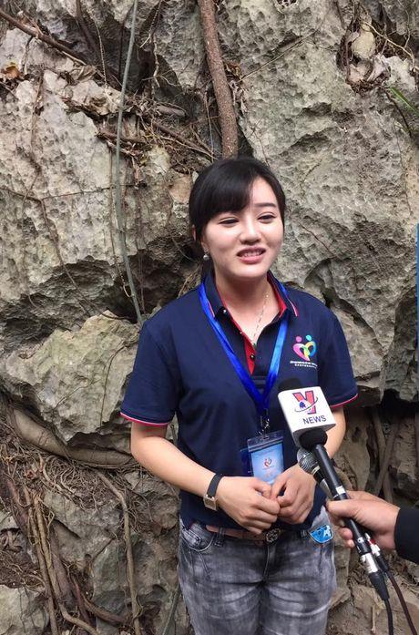 Khong khi huu nghi tai Lien hoan Thanh nien Viet Nam - Trung Quoc - Anh 1