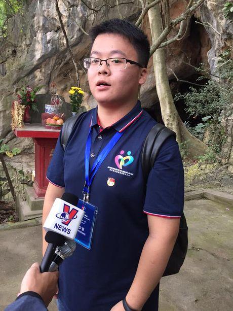 Khong khi huu nghi tai Lien hoan Thanh nien Viet Nam - Trung Quoc - Anh 2