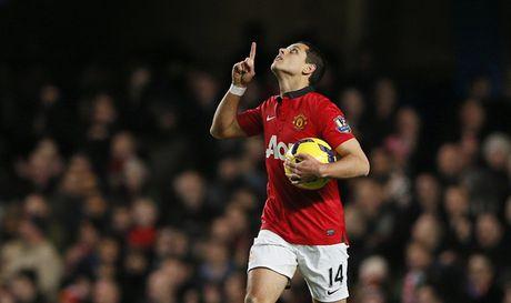 10 tien dao 'man ban thang' nhat cua MU o ky nguyen Premier League - Anh 2