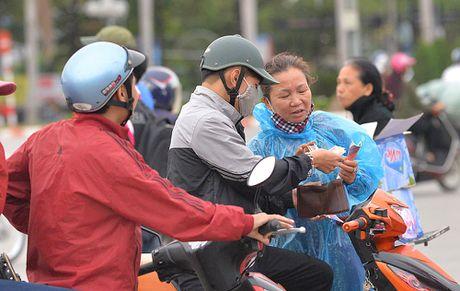 Phe ve tran DT Viet Nam dung do DT Indonesia 'hoanh hanh' o My Dinh - Anh 6