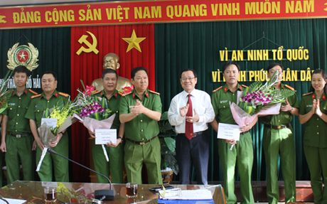Hai Phong: Triet pha duong day buon ban ma tuy lien tinh - Anh 1