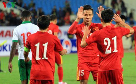 HLV Riedl: 'DT Viet Nam da phai nhan qua penalty oan uong' - Anh 2