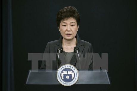 De nghi ve ung vien thu tuong cua ba Park Geun-hye bi bac bo - Anh 1