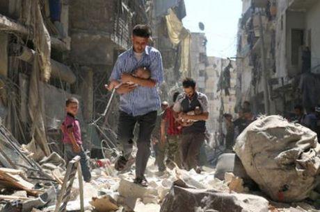 Chien su Aleppo: Nga thanh minh truoc khi khai hoa - Anh 1