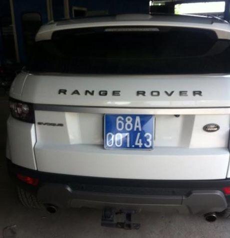 Lanh dao tinh muon xe Range Rover: Muon khong thuong xuyen - Anh 1