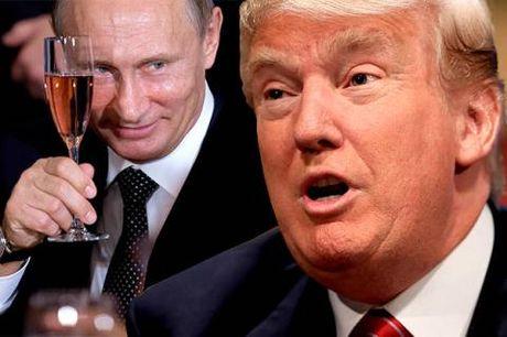 Ong Donald Trump chien thang: Tong thong Putin dat ky vong - Anh 1