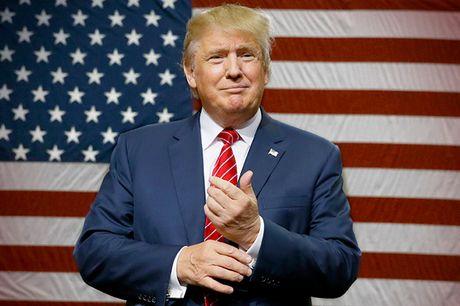 Sieu sao the gioi phan no khi Trump thang cu TT My - Anh 1