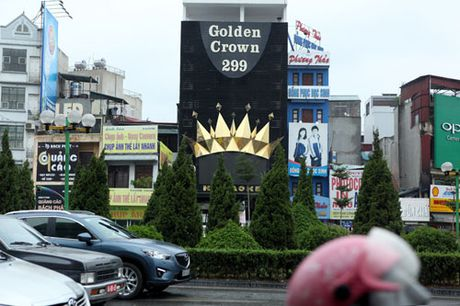 HN: Bien quan karaoke 'khung' nhan nhan khap pho - Anh 4