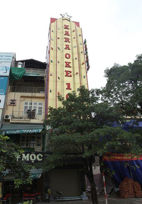 HN: Bien quan karaoke 'khung' nhan nhan khap pho - Anh 8