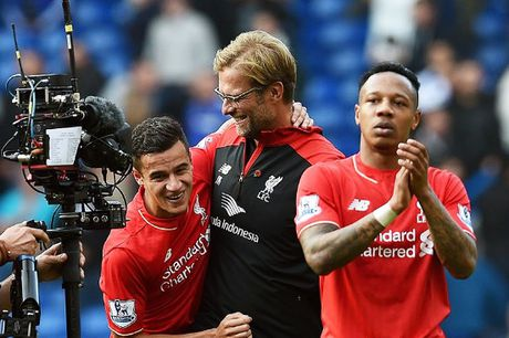 Day, ly do Philippe Coutinho se khong roi Liverpool - Anh 1