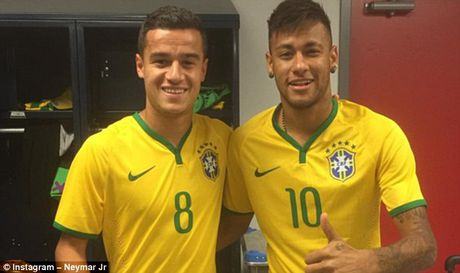 Day, ly do Philippe Coutinho se khong roi Liverpool - Anh 2
