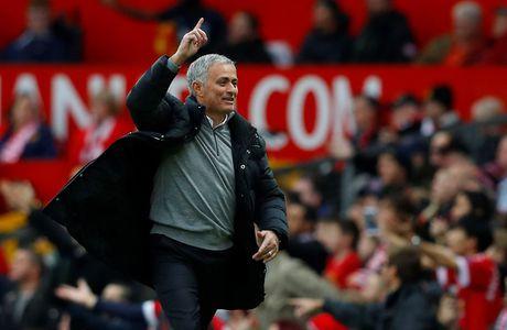 Jose Mourinho can han che tao song ngam tai M.U - Anh 2