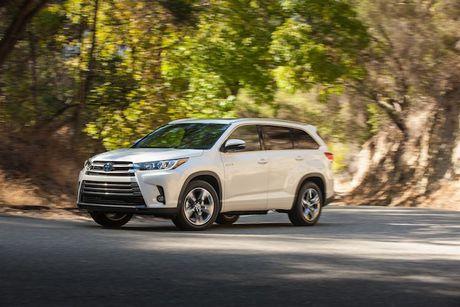 SUV Toyota Highlander 2017 'chot gia' tu 680 trieu dong - Anh 7