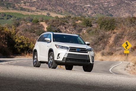 SUV Toyota Highlander 2017 'chot gia' tu 680 trieu dong - Anh 8