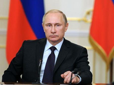 TT Putin chuc mung ong Trump dac cu tong thong My - Anh 1