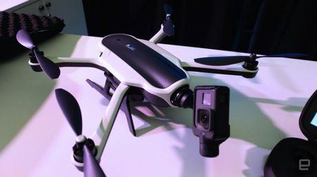 GoPro ra lenh trieu hoi 2.500 chiec drone Karma - Anh 1