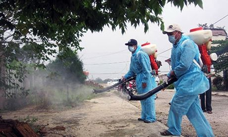 No luc doi pho voi vi rut Zika - Anh 1