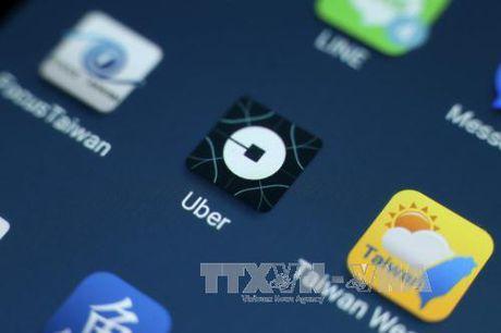 Uber tang gia cuoc len 25%, het thoi taxi gia re - Anh 1