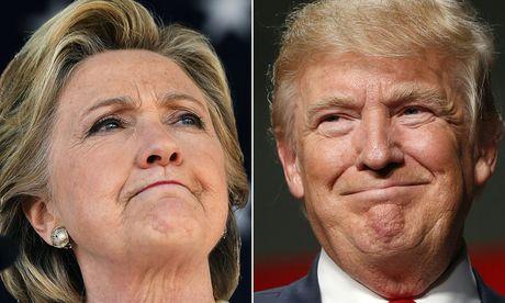 Ba Hillary Clinton thua nhan chien thang cua doi thu - Anh 1
