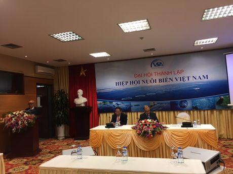 Thanh lap Hiep hoi Nuoi bien Viet Nam – VSA - Anh 1