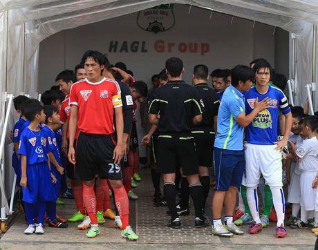 HAGL cua Cong Phuong, Tuan Anh lam khach o Da Nang tran mo man V-League 2017 - Anh 1