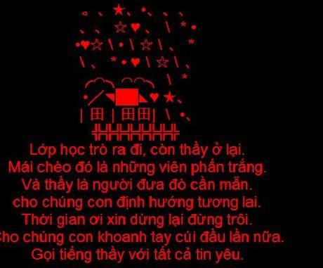 Nhung tin nhan SMS hay va y nghia chuc mung ngay Nha giao Viet Nam 20/11 - Anh 4
