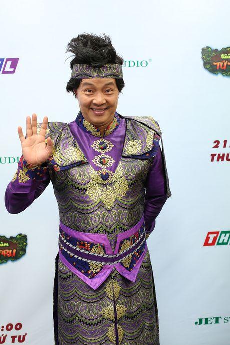 """Tieu Lam Tu Tru"" lam hai ""sach"" phuc vu khan gia - Anh 5"