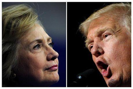 Bau cu My: Ket qua dan he lo, ba Clinton thang lon o Guam - Anh 1