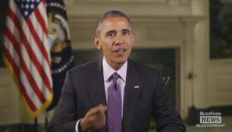 Tong thong Obama: Du the nao My van la dat nuoc hung manh nhat tren trai dat - Anh 1