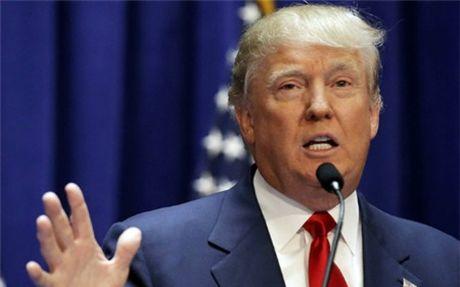 Du hoc sinh Viet lo tuong lai bat dinh khi Trump dac cu - Anh 1