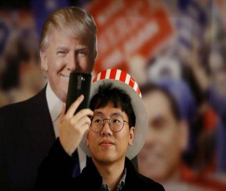Han Quoc tin tuong vao chinh quyen cua Donald Trump - Anh 1