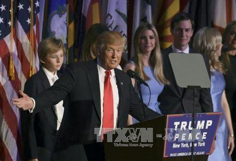 Viet Nam chuc mung Tong thong My Donald Trump - Anh 1