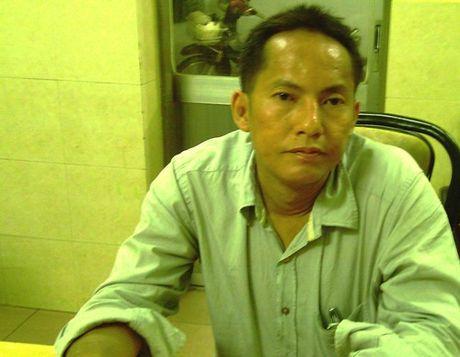 Tam giu doi tuong chuyen gia danh nha bao - Anh 1