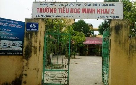 Thanh Hoa cong bo duong day nong phan anh day them, hoc them, lam thu - Anh 1
