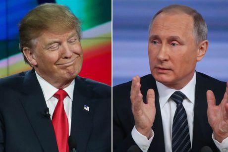 Putin mung Trump dac cu Tong thong My - Anh 1