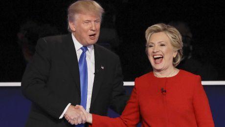 Chon Trump hay Clinton: Kich tinh nhu danh lo to, 5 chau nin tho cho - Anh 1
