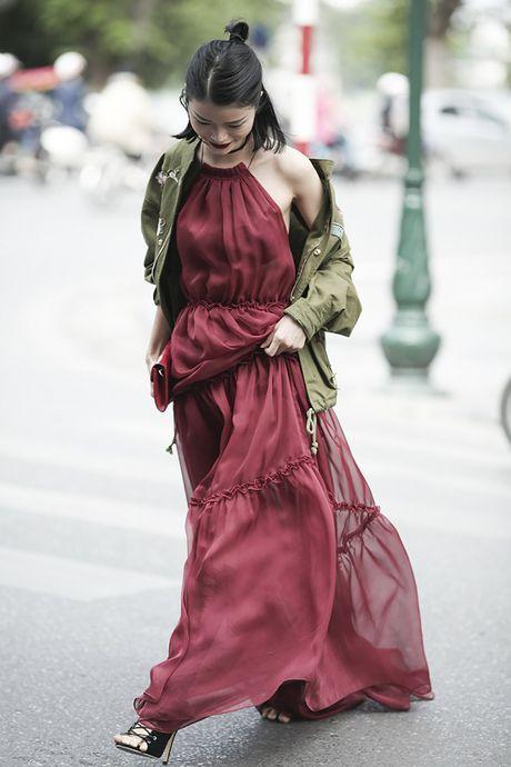 Lau lam roi gioi tre Ha thanh moi dien street style chat den the - Anh 13