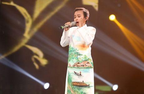 'Cau be hat dam cuoi' Ho Van Cuong mang uoc mo dan ca len san khau lon - Anh 3