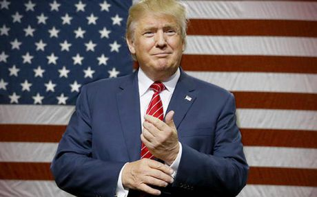 Ket qua bau cu tong thong My: Nha Trang chao don Donald Trump - Anh 1