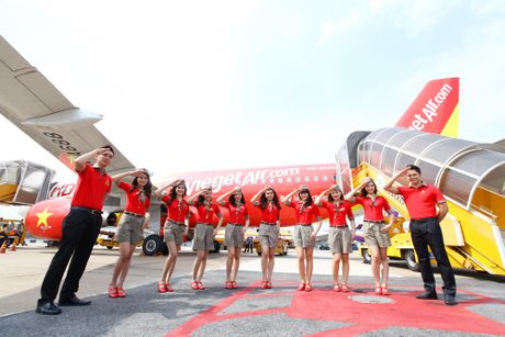 Vietjet mo duong bay ket noi TP Ho Chi Minh voi Dai Trung (Dai Loan) - Anh 1