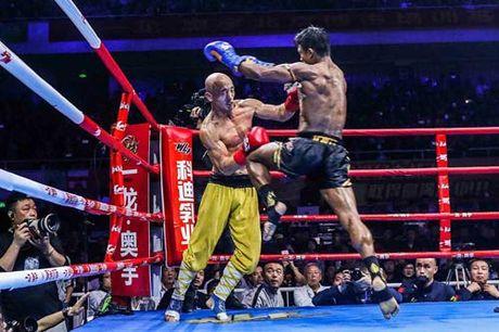 Thieu Lam thang Muay Thai: Vo cu nhung dien qua do - Anh 1