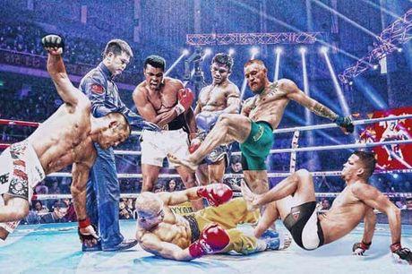 Thieu Lam thang Muay Thai: Vo cu nhung dien qua do - Anh 3